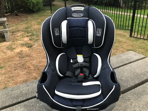 Graco Extend2fit Car Seat Review