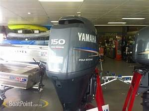 Used Yamaha 150 Hp 4 Stroke Outboard Motor Id 10582019   Buy Japan Used  Yamaha