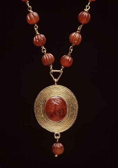 Roman Jewelry Necklace Pendant Ancient Gold Necklaces