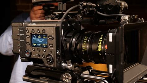 sony cinealta venice vollformat kamera fuers grosse kino