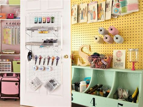 19 Best Images About Pegboard On Pinterest  Extra Storage