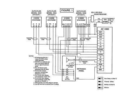 aiphone intercom wiring diagram free wiring diagram