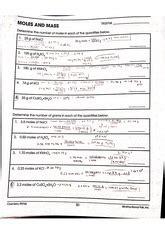 moles and mass worksheet mole fractions worksheet scanned by camscanner scanned by camscanner scanned by camscanner