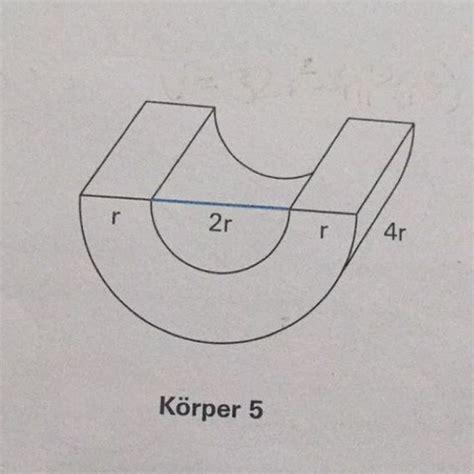 volumen und oberflaeche berechnen mathematik berechnung