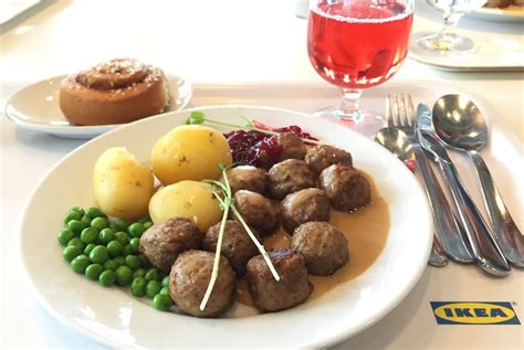 guide cuisine ikea meatballs köttbullar traditional recipe from