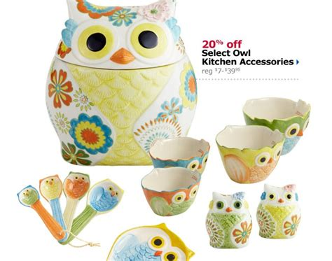 Owl Canisters For The Kitchen by The 25 Best Owl Kitchen Ideas On Owl Kitchen