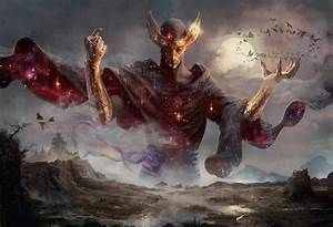 Phenax, God of Deception Art 02 | Magic The Gathering ...