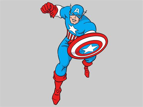 Captain America Animated Wallpaper - captain americavengers animated wallpaper hd h