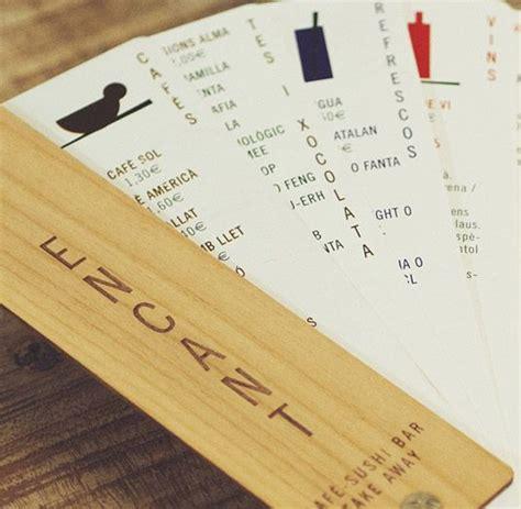 21 Inspiring Menu Designs Creative Graphics And Sushi Bars