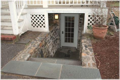decorative walk out basement design masonry concrete work creating walkout basement