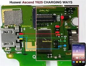 Huawei Ascend Y625 Charging Solution Jumper Problem Ways