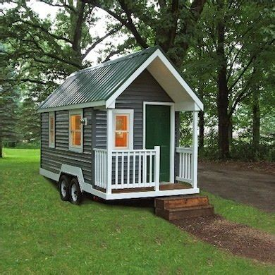 Tiny House Kit by Kit Homes Assembly Required Bob Vila