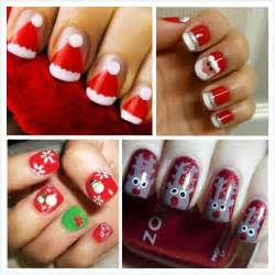 Christmas nail art ideas and for