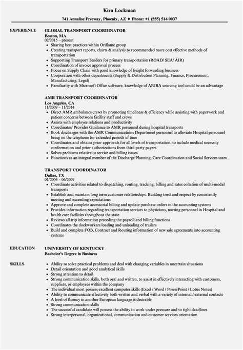Logistics Coordinator Resume by 14 Tips Regarding Realty Executives Mi Invoice