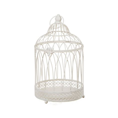 bird cage white decorative wire hanging decorative bird cage bird cages white wayfair traditional