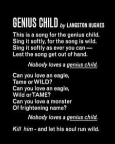 44 Best Langston Hughes images | Langston hughes quotes