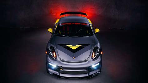 Porsche Gt4 Vorsteiner 4k 5k Wallpaper