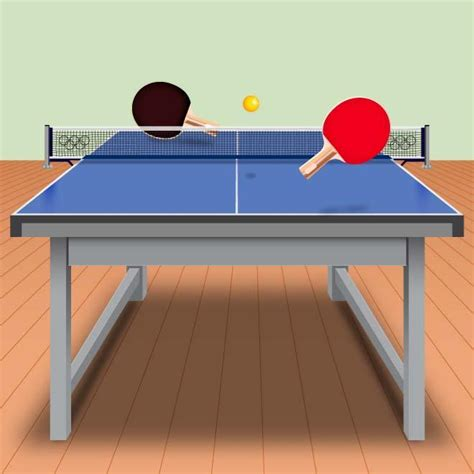 free ping pong table inflatable raft vector graphics download at vectorportal