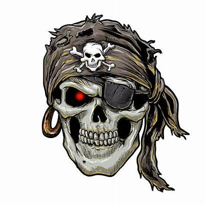 Jolly Horror Roger Skull Human Symbolism Piracy
