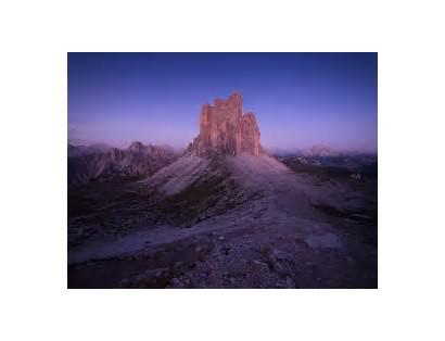 Pale Mountains Dolomites Behance