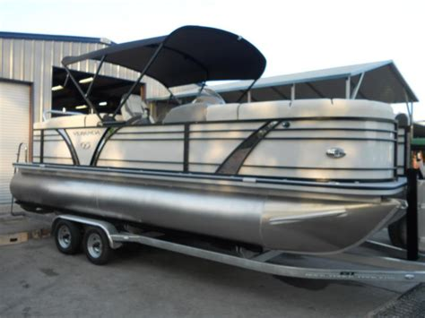 Veranda Pontoon Boat Bimini Top by Andalusia Marine And Powersports Inc New Veranda