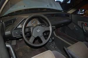 1987 Honda Civic Crx Si Coupe 2