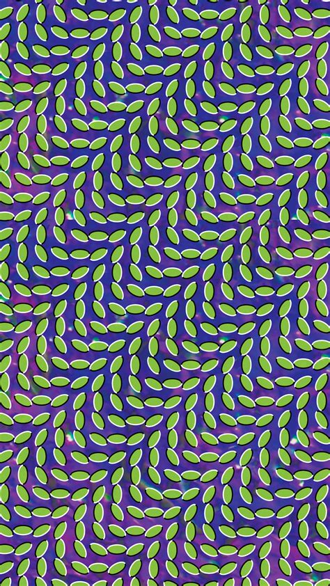 How To Use Animated Wallpaper - trippy optical illusions that appear to be animated use