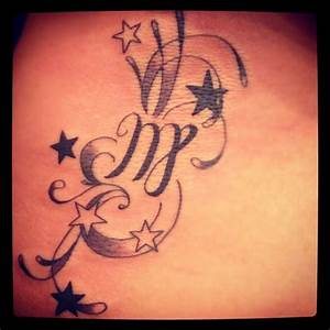 Virgo tattoo on lower back. | My TaTtOoS | Pinterest ...