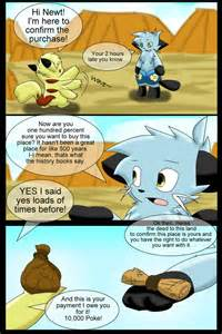 pokemon mystery dungeon gates to infinity page 2 by zander the artist