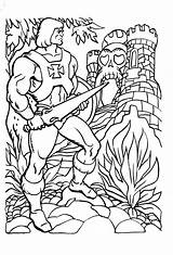 Coloring Pages He Universe Sheets Angel Guardian Masters Castle Print Grayskull Cartoons Colouring Printable Cat 80s Books Clipart Ra She sketch template