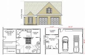 Outstanding garage with bedroom above plans 27 in interior for Over the garage addition floor plans