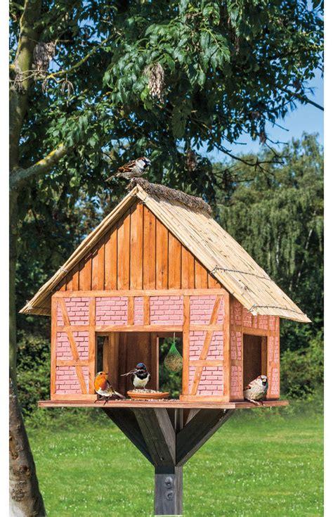 Vogelfutterhaus Selbst Bauen vogelhaus selber bauen selbst de