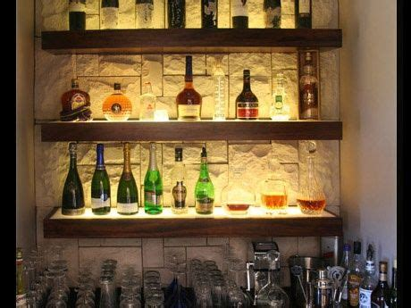 Bar With Shelves by Bar Shelving Ideas Bar Shelving In 2019 Bars For Home