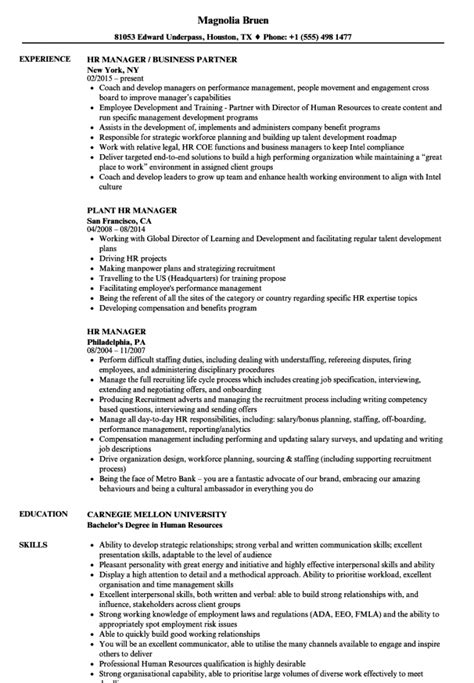 Hr Coordinator Cv by Hr Director Resume Objective Great Manager Resumes