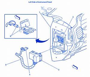 Chevy Impala 2002 Electrical Circuit Wiring Diagram