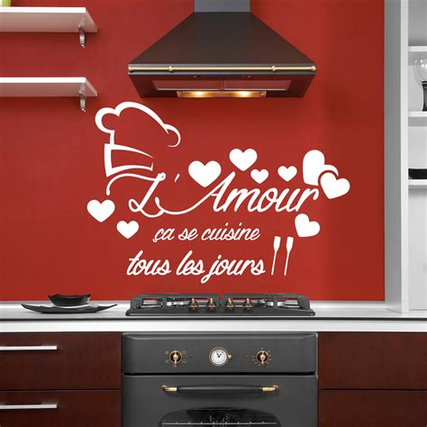 citation cuisine amour sticker citation l 39 amour ça se cuisine stickers