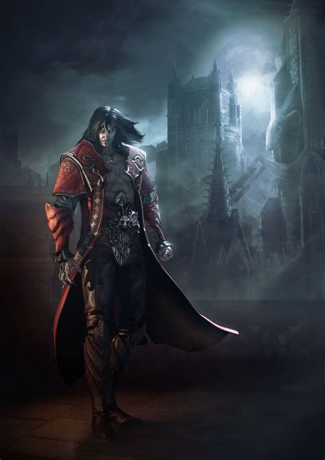 Castlevania Lords Of Shadow Ii Dracula Castlevania