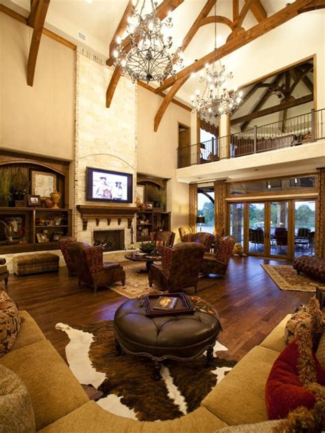 Western Living Room Houzz