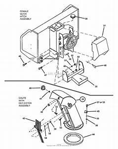 30 Snapper Snowblower Parts Diagram