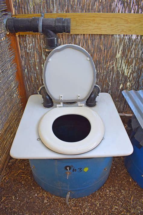 request   home composting toilet barrel kit