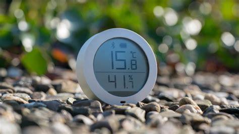 günstiges smart home g 252 nstiges smart home thermometer der xiaomi temperature humidity monitor im test techtest