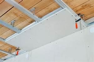 Pose De Faux Plafond : prix pour la pose d 39 un faux plafond tendu ou suspendu ~ Premium-room.com Idées de Décoration