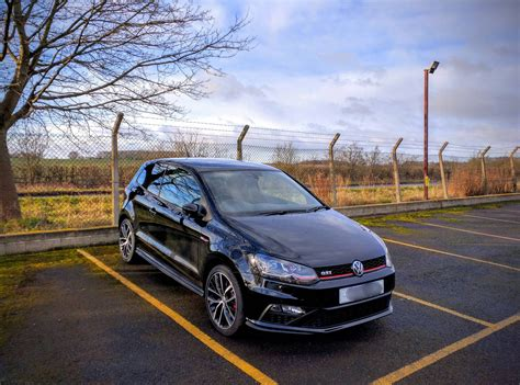 volkswagen polo 2016 black vw polo black gti www pixshark com images galleries