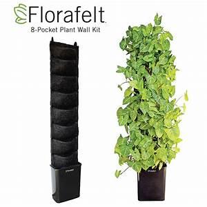 Florafelt Compact Vertical Garden Kit Green Living Plant ...