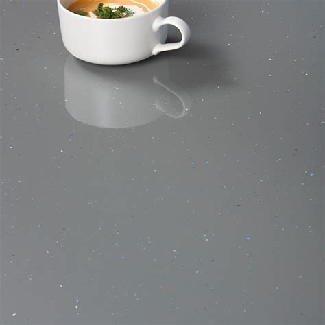 Grey Worktops   Gloss Andromeda Sparkle   Worktop Express