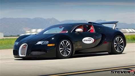 13-year Old Hits 325km/h In Bugatti Veyron [video]