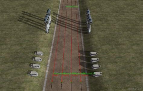 generals zero hour command conquer aod level gamemaps addons ups