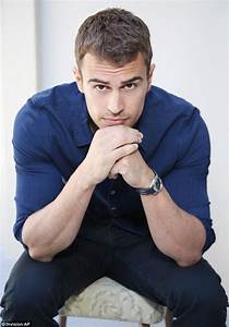 Robert Pattinson and Theo James images Theo James