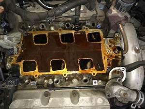 3800 V6 3 8 Gm Series Ii Intake Manifold Coolant Leak