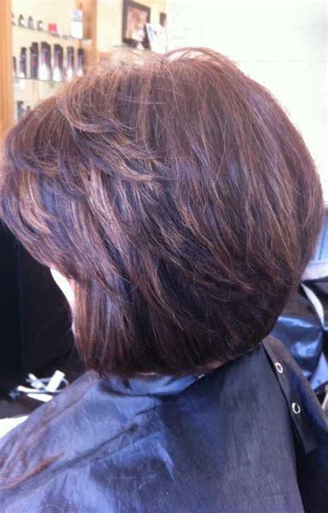 graduated layered haircut 20 graduated bob haircuts0 bob hairstyles 2018 5871